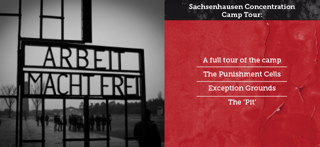 Berlin private school tour sachsenhausen