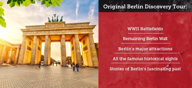 Berlin Educational School Tours