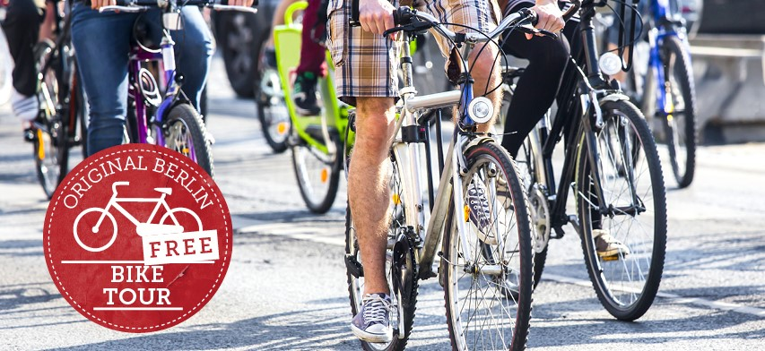 Bild The Free Original Berlin Bike Tour