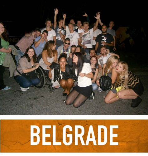 Belgrade Pub Crawl
