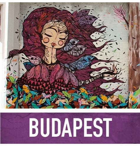 free alternative budapest tour