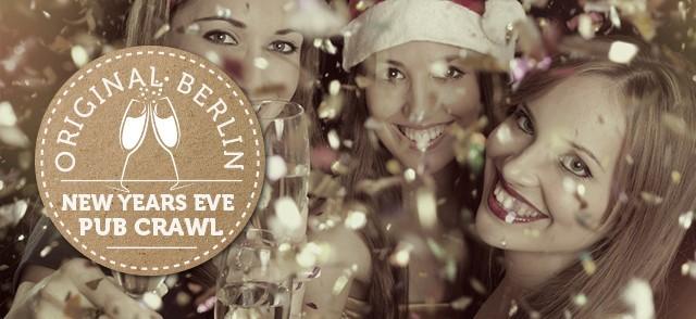 Bild The Original Berlin New Years Eve Pub Crawl (Silvester)
