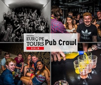 The Original Berlin Pub Crawl - Original Berlin Tours