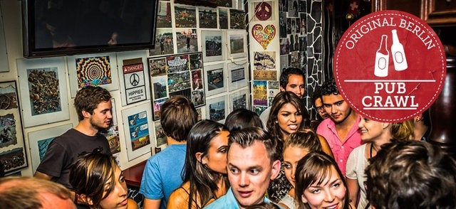 Bild The Original Berlin Pub Crawl