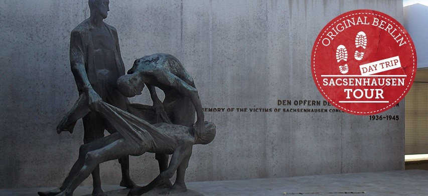 Bild The Original Berlin Sachsenhausen Concentration Camp Memorial Tour