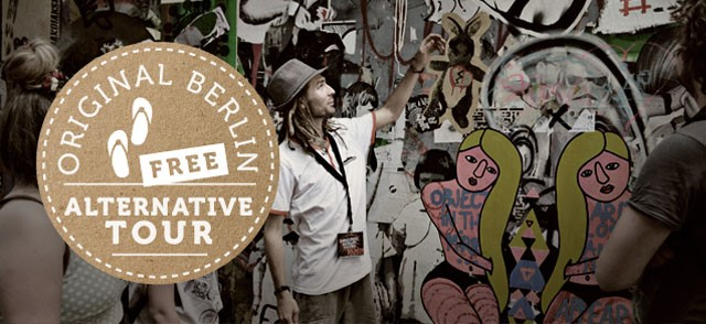 Bild Original Berlin Free Alternative Street Art Tour