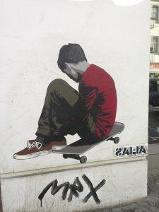 Alias Skateboard