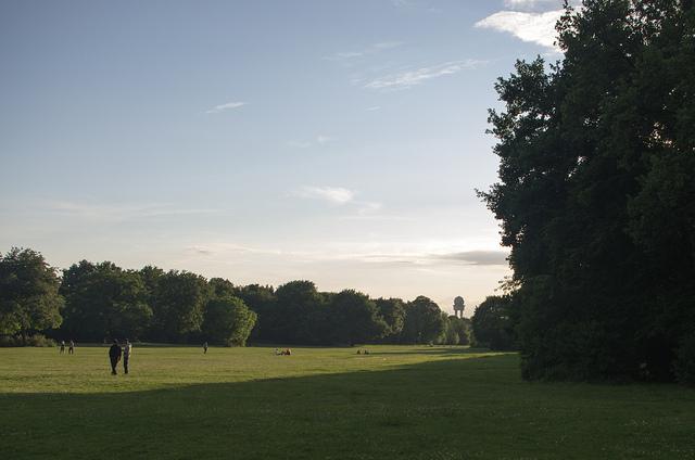 Hasenheide park berlin