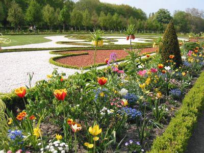 charlotenburg castel park
