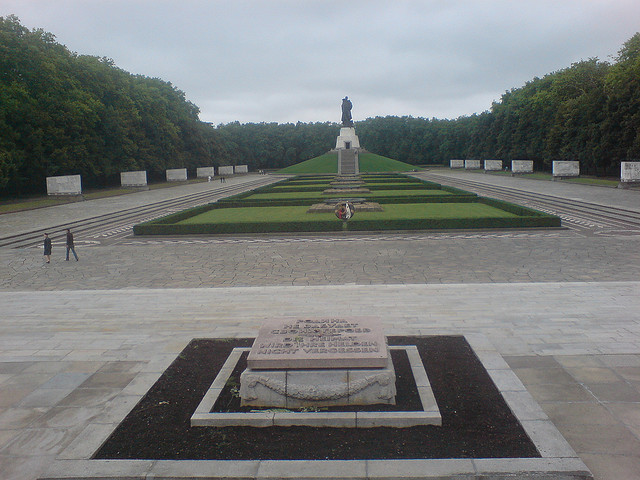 treptower park berlin germany