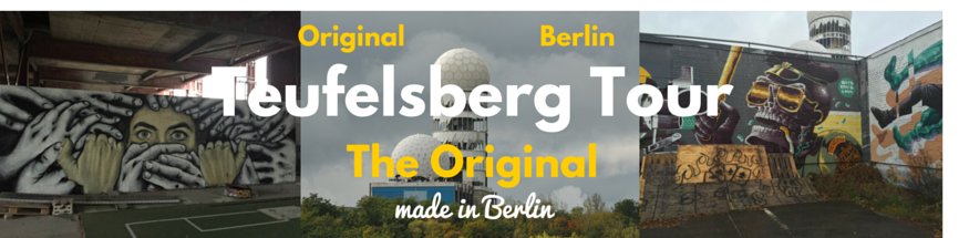teufelsberg tour