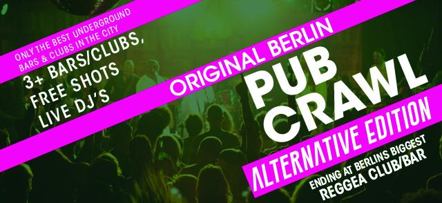 Bild The Alternative Original Berlin Pub Crawl