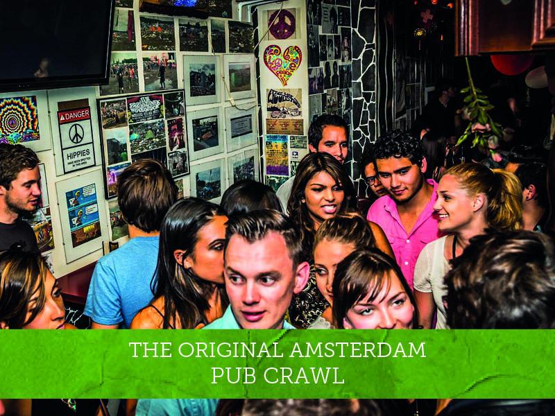 Bild Original Free Amsterdam Pub Crawl