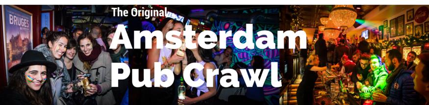 amsterdam Pub Crawl