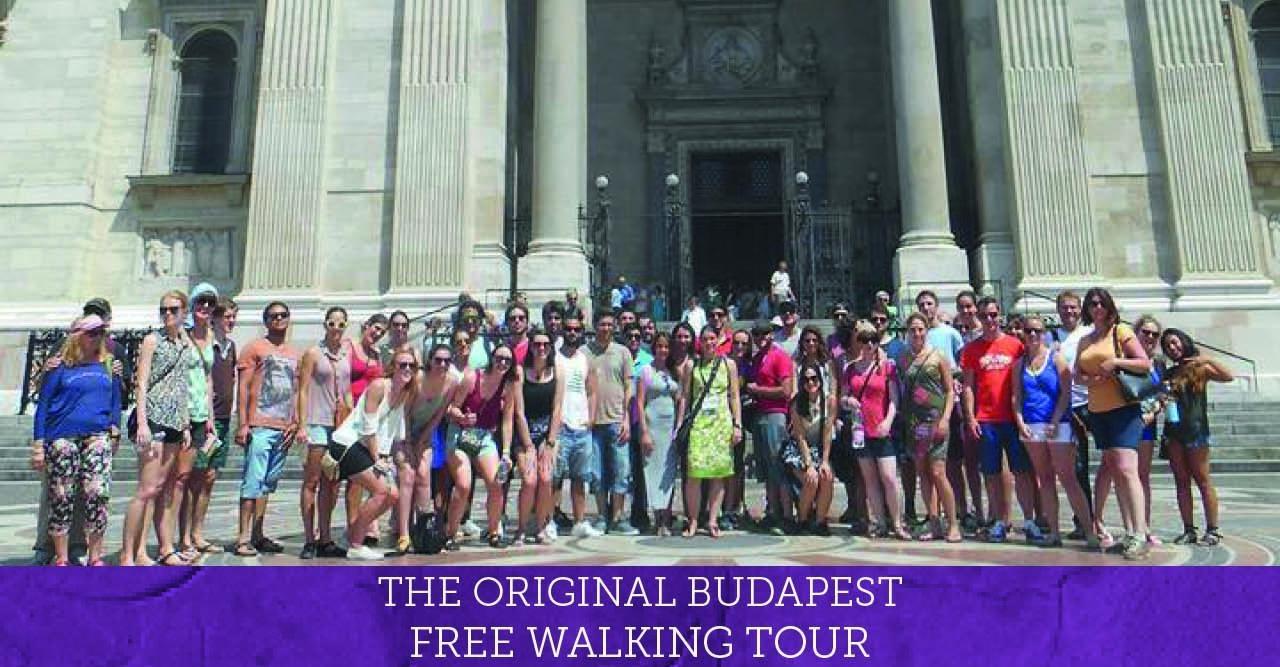 Bild Original Free Budapest Tour