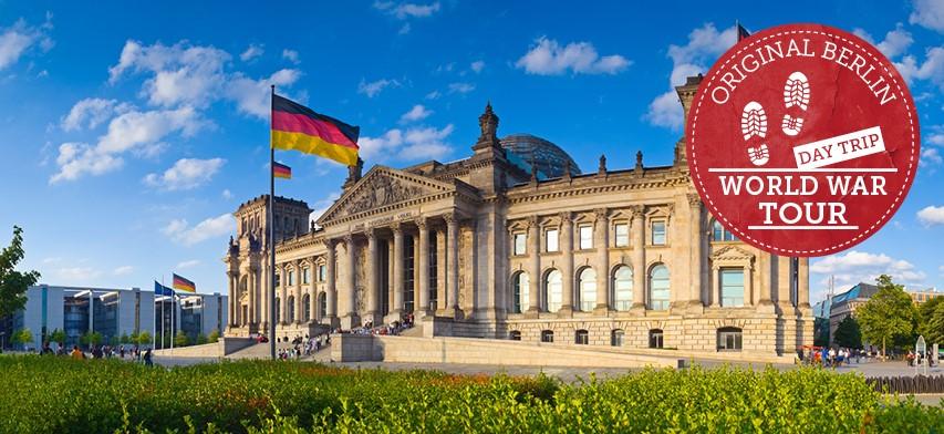 Bild Original Berlin Free World War II Third Reich Tour