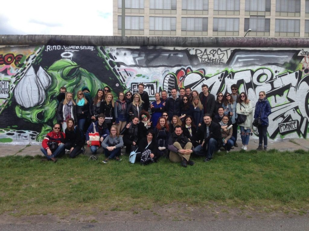 Berlin Wall tour 4
