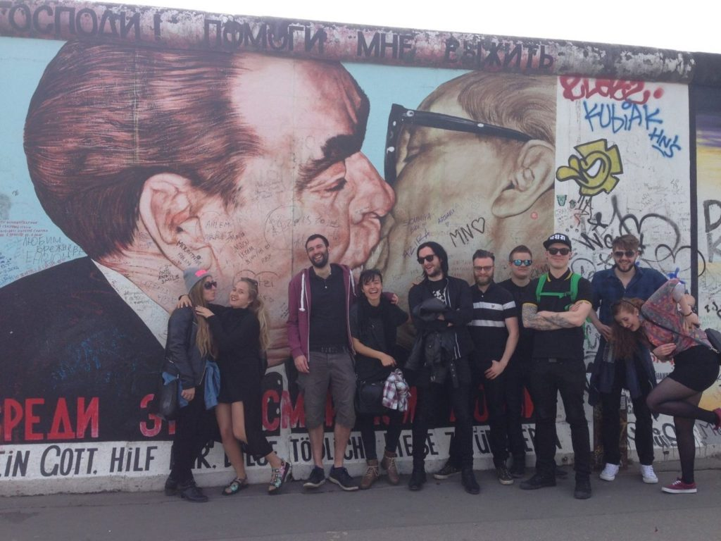 Berlin Wall tour 6