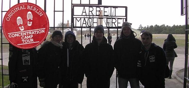Bild Berlin Sachsenhausen Concentration Camp Group Tour