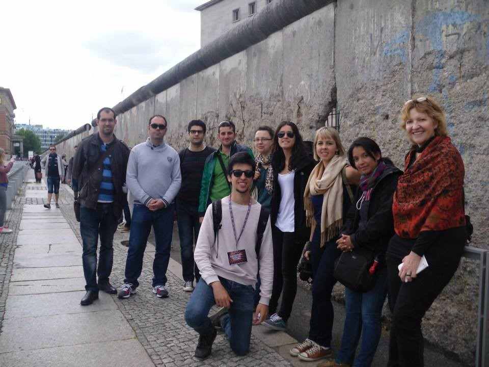 Berlin wall tour 12