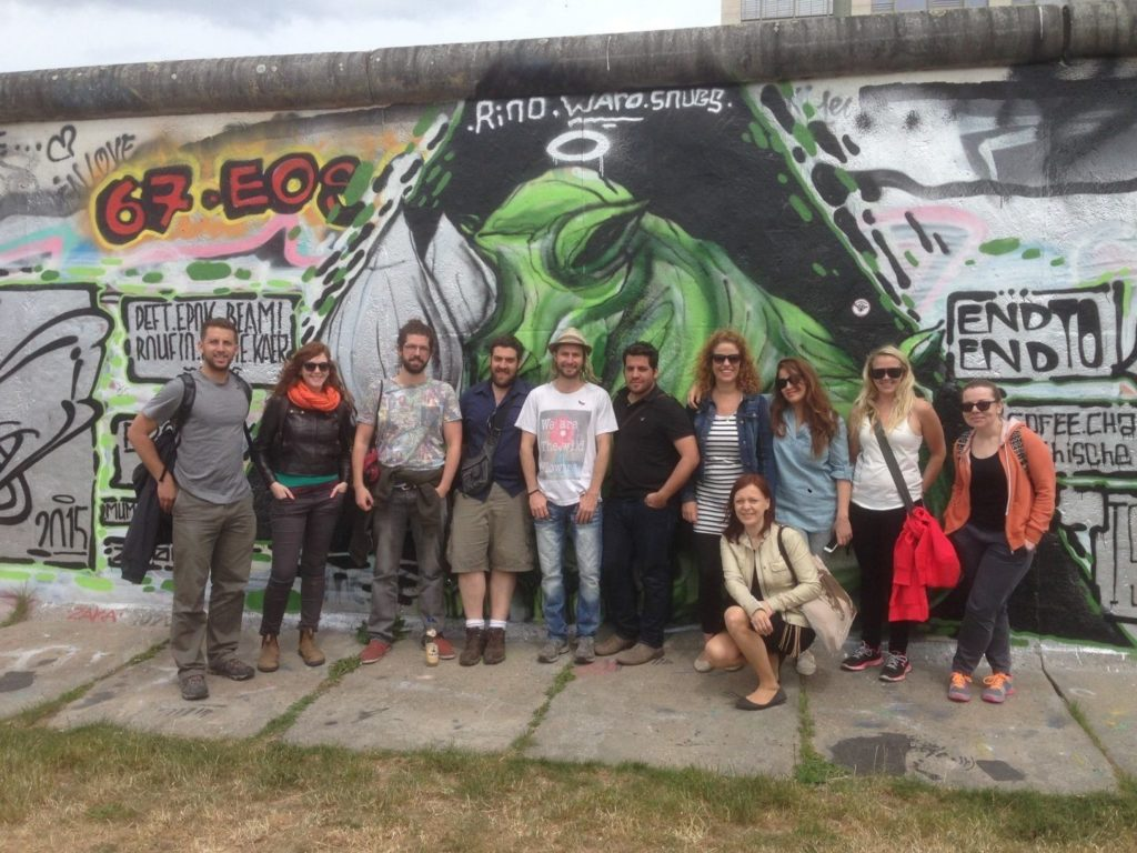 Berlin wall tour 3