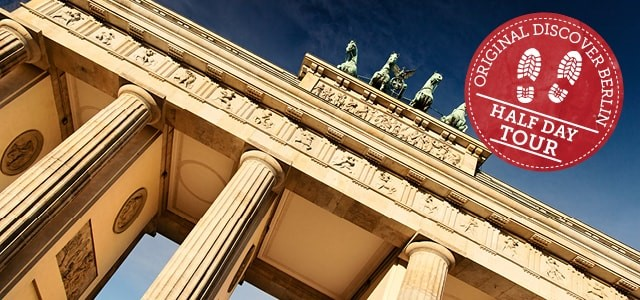Original Discover Berlin Highlights Half day tour-min