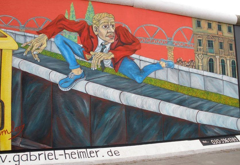 berlin wall tour 2
