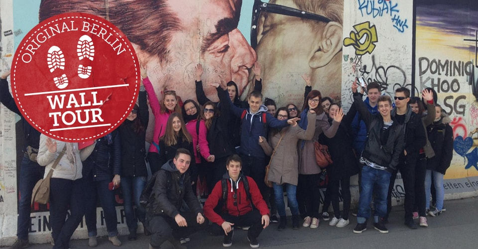 Berlin Wall Tour 111