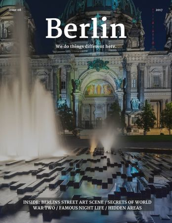Original Free Berlin City Guide