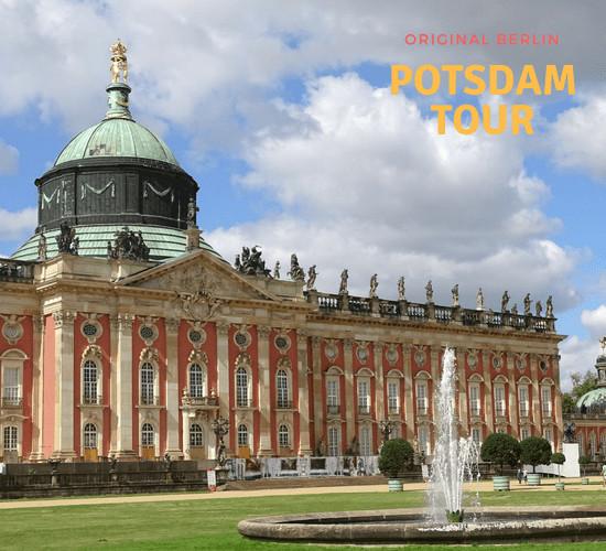 berlin potsdam tour
